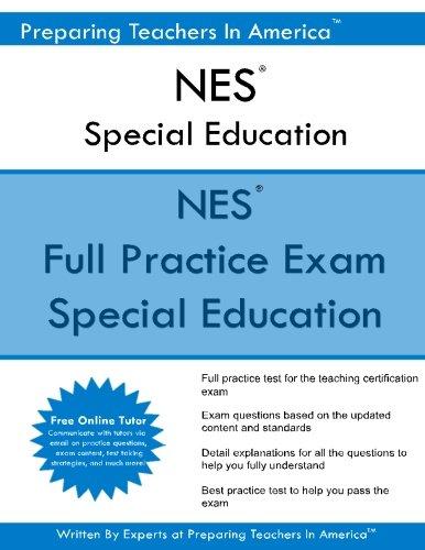 NES Special Education: NES Special Education Exam