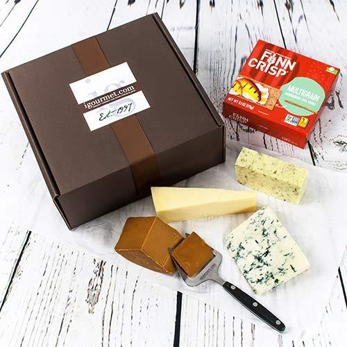 Scandinavian Cheese Assortment in Gift Box (39 ounce) by igourmet (Image #1)