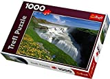 Trefl Golden Falls, Iceland Puzzle (1000 Pieces) by Trefl