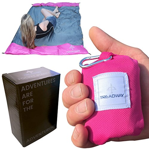 Pocket Blanket Treadway Ultra lightweight water resistant product image