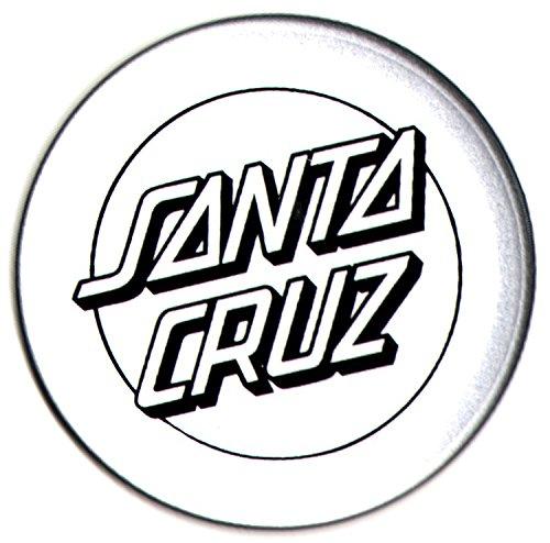 Santa cruz skateboard autocollant avec logo mdium