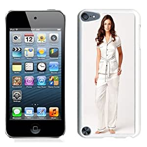 Unique Designed Cover Case For iPod 5 Touch With Lauren Budd Girl Mobile Wallpaper(10) Phone Case