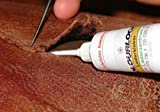 COLOURLOCK Leather & Suede Glue 0.67fl oz is a flexible glue for repairing