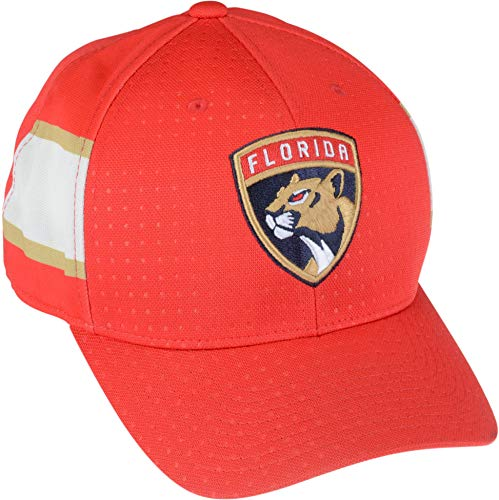 Florida Panthers Team-Issued Red Cap - Size S/M - Fanatics Authentic Certified - Other Game Used NHL -