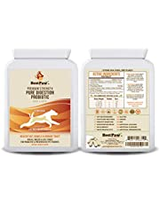 Best Paw Nutrition Probiotics For Dogs & Cats Tablets - Probiotic With Digestive Enzymes For Dogs & Cats - Helps Digestive Disorders And Lose Stools In Dogs - Made In UK