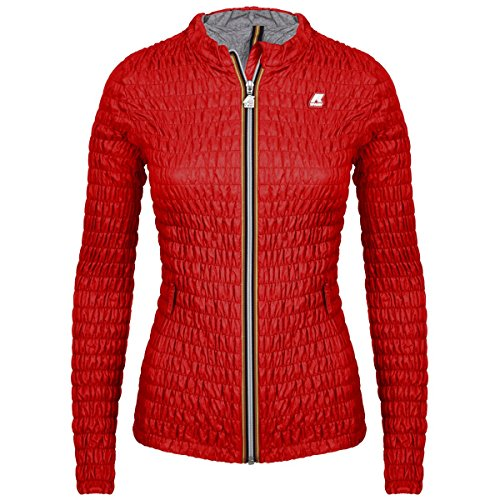 Woman Tech Orange way Stretch K Reddish Lydie R1pn4UqPx
