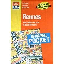 Pocket Plan Rennes