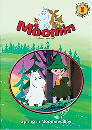 Amazon com: Moomin Volume 1: Spring in Moominvalley: Movies & TV