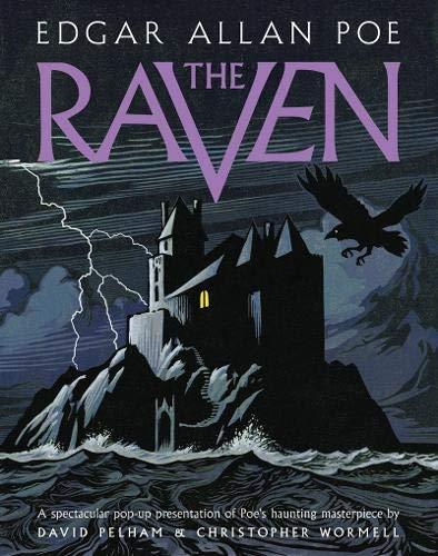 Pop Up Art Halloween (Raven: A Pop-up Book)