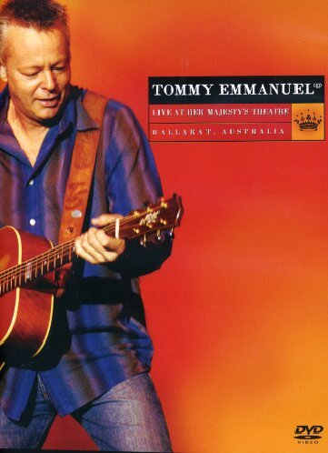 Tommy Emmanuel - Live at Her Majesty's - Store Ballarat