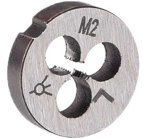 "M 7 x 1.00 Pitch x 1/"" O//D Circular Die"