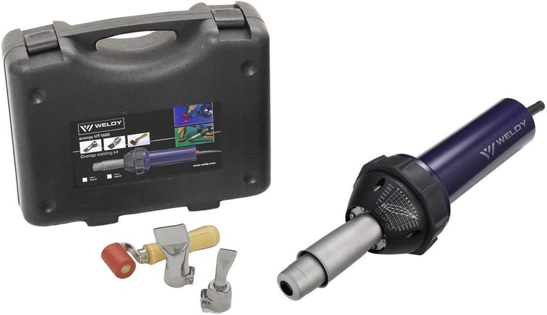 weldy linterna de plástico Soldador de soldadura de pistola de aire caliente 1600W pistola