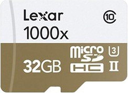 Lexar Lsdmi32gcbeu1000r Professional Class 10 1000x Computer Zubehör
