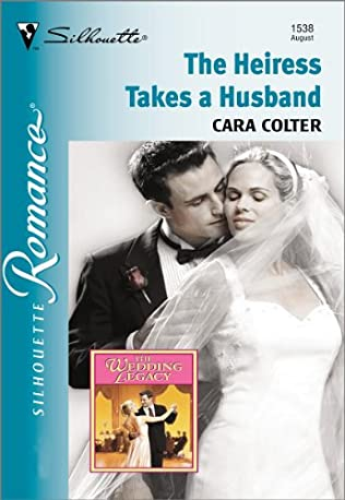 book cover of The Heiress Takes a Husband