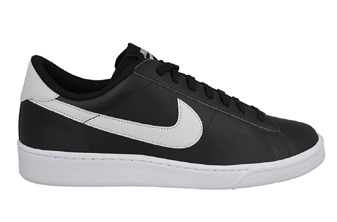 new arrival cc04f 4026f Amazon.com  nike tennis classic CS mens trainers 683613 sneakers shoes (US  8, black pure platinum 010)  Tennis  Racquet Sports