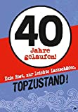 Amazon.de: Geburtstagsschild 45x45cm Verkehrs ...