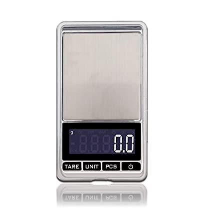 Cucsaist Balanzas Electrónicas De Cocina Balanzas De Precisión para Joyería Balanzas De Alta Precisión para Medicina