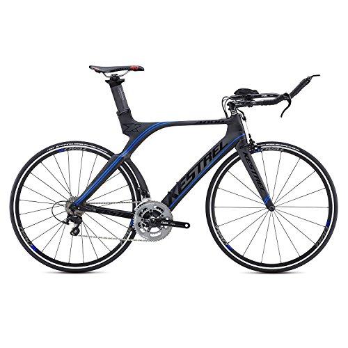 Kestrel 4000 Shimano 105 Bicycle, Satin Carbon/Black, 52.5cm/Small Advanced Sports International - Bike