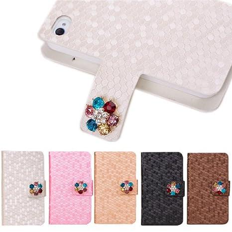 huge discount 10028 15ad9 six flower ZTE N818 U819 N909 mobile phone case casing: Amazon.in ...