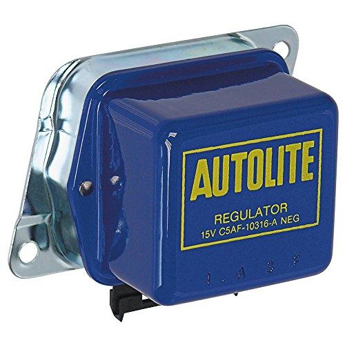65 mustang voltage regulator - 6
