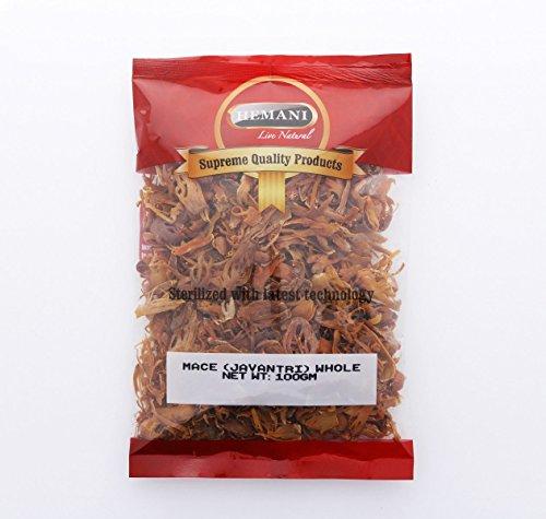 - Hemani 100% Premium Whole Mace / Javentry 100gm A+ Quality