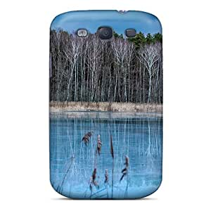 CarlosRodgers Slim Fit Tpu Protector VHMinNr7394uBOJR Shock Absorbent Bumper Case For Galaxy S3