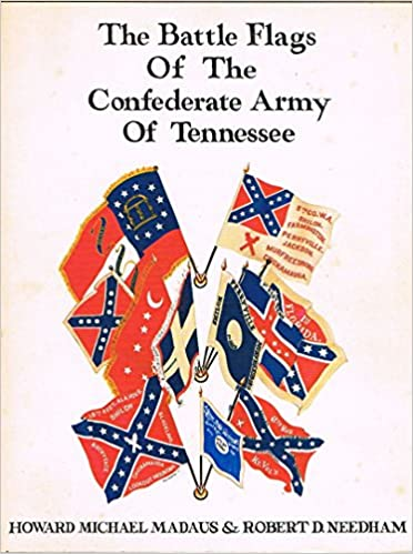 amazon com battle flags of the confederate army of tennessee