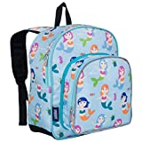 Wildkin 12 Inch Backpack, Mermaids