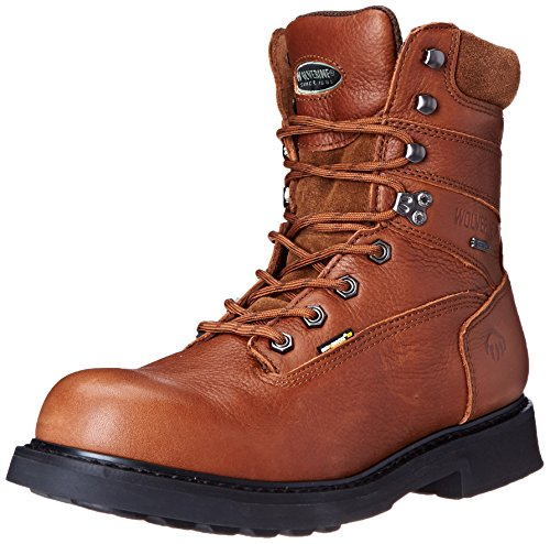 Wolverine Men's Goretex 8 Inch Dura Welt Work Boot