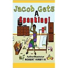 Jacob Gets A Spanking