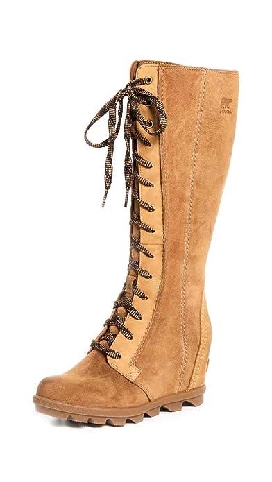 090741abd7b Sorel Women s Joan of Arctic Wedge II Tall Boots  Amazon.ca  Shoes    Handbags