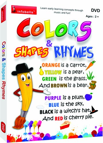 amazon in buy colors shapes rhymes dvd blu ray online at best