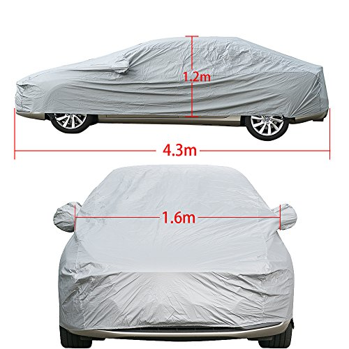 Vinteky High Quality Fully Waterproof Car Covers - Breathable - Cotton...