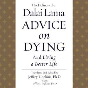Advice on Dying | Livre audio