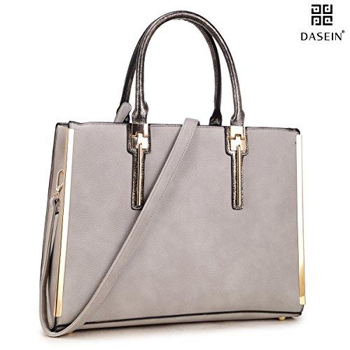 Dasein Handbags Fashion Satchel Shoulder product image