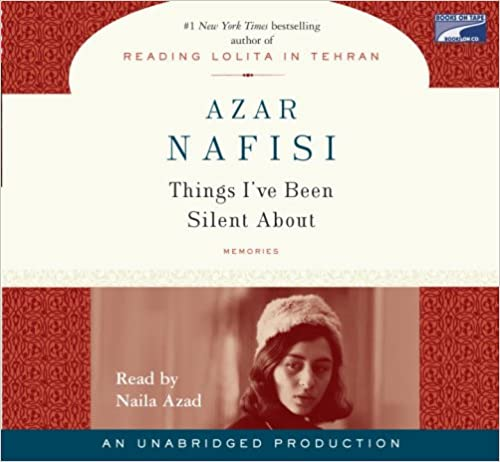 Free ebook download for kindle fire Things I ve Been Silent About  (Unabridged on 11 CDs) by Azar Nafisi 1415958254 in Portuguese CHM 7fb8ab6791