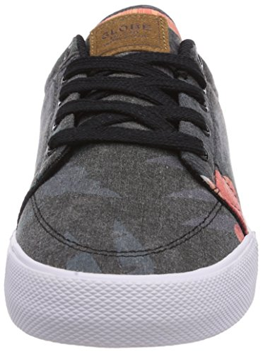Shoes Boat Wolf Men Globe 011 Blue Gs white Photo Red Grey qwtaZZB1