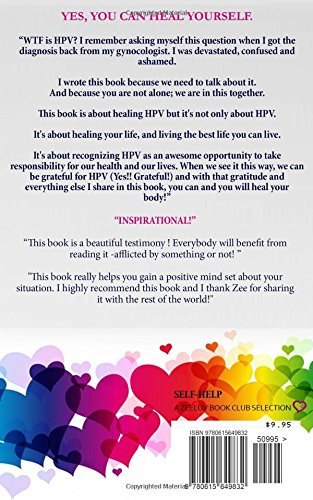 Thank You for HPV: A simple guide to healing yourself: A simple