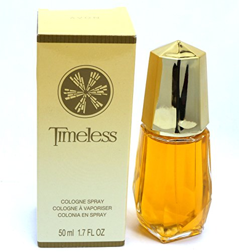 Timeless For Women Cologne Spray 2014 Version 1.7 oz / 50 ml New in Box - Pack In Womens Avon