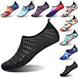 FEETCITY Mens Water Shoes Swim Shoes for Women Quick-Dry Barefoot Beach Surf Boat Yoga Sneakers