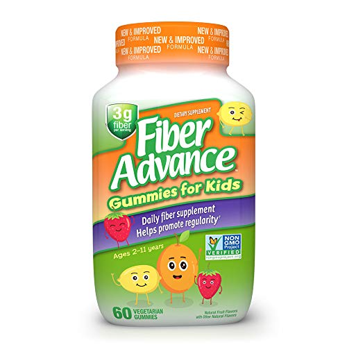 FiberAdvance for Kids Fiber Advance Gummies for Kids, 60 Count