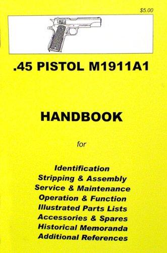 Xml Handbook (Handbook: U.S. .45 Pistol M1911A1)