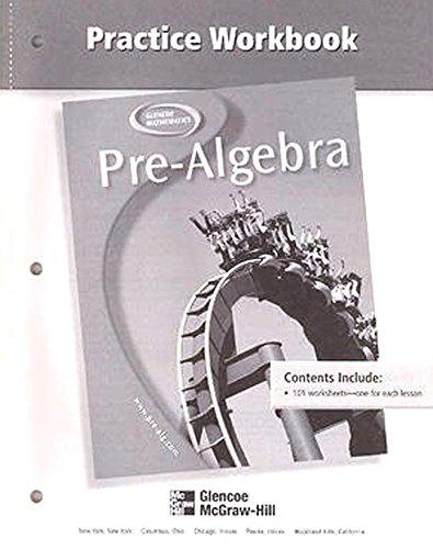 Pre-Algebra, Practice Workbook (MERRILL PRE-ALGEBRA)