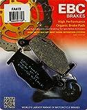 Suzuki Rear Brake GSX 1300R Hayabusa 2008-2012, 2013-2016 Street Motorcycle/Sportbike/Cruiser Part# 15-419