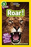 #9: National Geographic Readers: Roar! 100 Facts About African Animals