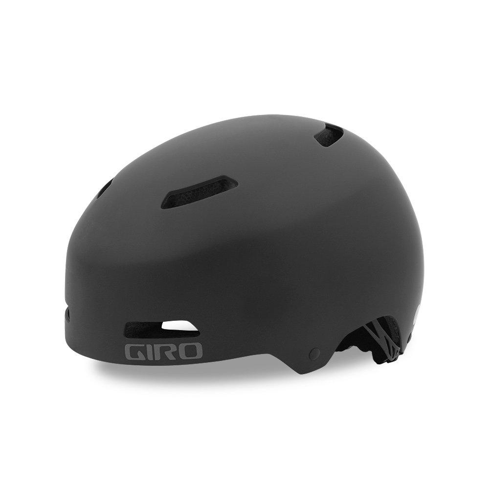 Giro Quarter FS MIPS BMX Dirt Fahrrad Helm schwarz 2017  Größe  M (55-59cm)