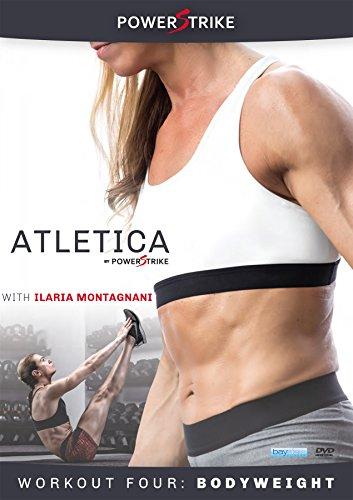 Atletica Volume 4 - Bodyweight Training by Powerstrike, with Ilaria Montagnani