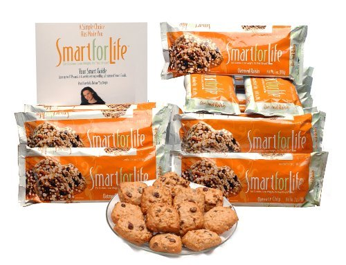 Lavi Enterprises Cookie Diet, Oatmeal Raisin, 198 Grams, (Pack of 14) by Smart for Life by Smart for Life