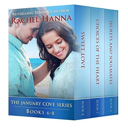 The January Cove Series: Books 6-8 - Cove Series