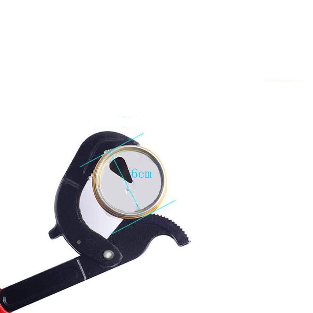 pince /à tube /à main /à plaque ouverte /à serrage automatique et cl/é /à tube universelle Cl/é universelle multifonctions